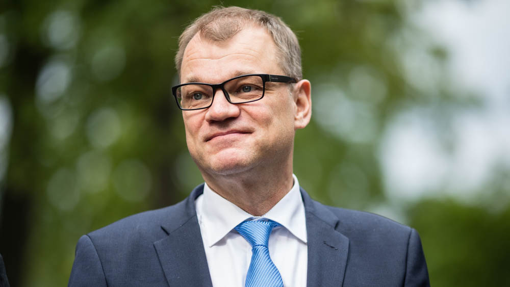 Prime Minister Sipilä to European Council meeting
