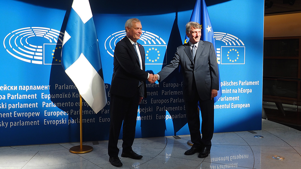 Prime Minister Rinne: Finland has high ambitions for its Presidency of the Council of the EU