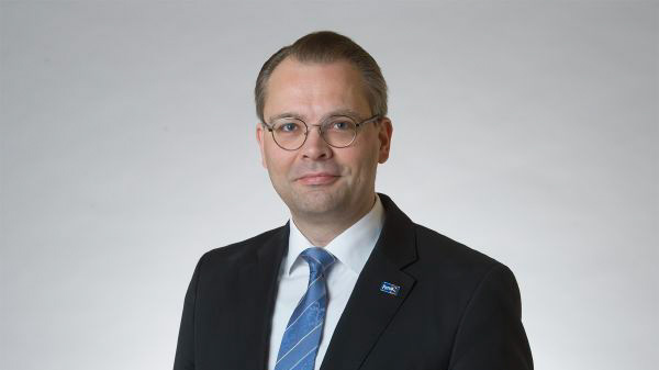 Minister of Defence Jussi Niinistö to attend Nato meeting for ministers of defence