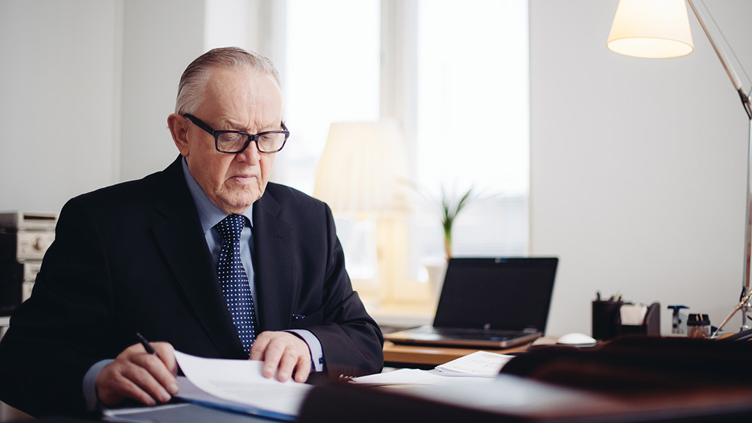 Theme of the Ahtisaari Days: All conflicts can be resolved