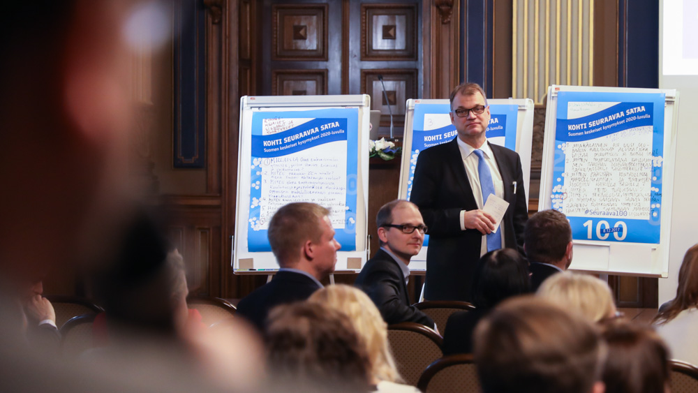 Organisations and researchers shared their views on Finland's future issues